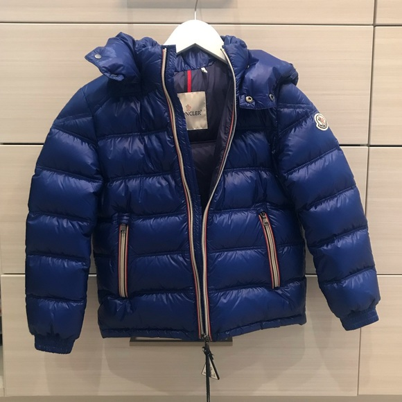 various styles pretty and colorful genuine Boys Moncler puffer jacket NWT